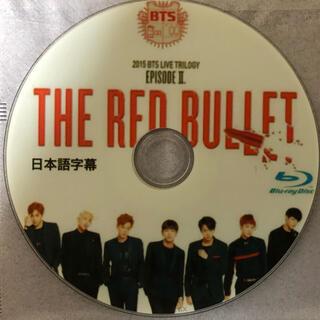防弾少年団(BTS) -  BTS EPISODE2 THE REDBULLET Blu-ray 高画質