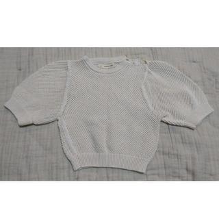 キャラメルベビー&チャイルド(Caramel baby&child )のsoorploom mimi knit(ニット)