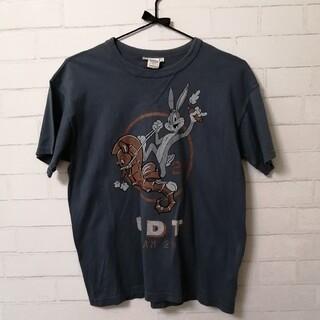 トイズマッコイ(TOYS McCOY)の【中古】TOYS McCOY 半袖Tシャツ MILITARY TEE M グレー(Tシャツ/カットソー(半袖/袖なし))
