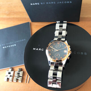 MARC BY MARC JACOBS - マークバイマークジェイコブス MARC BY MARC JACOBS 腕時計