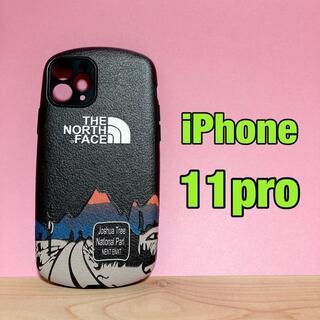 o1 /ブラック/iPhone11proケース/カバー/レザー/アウトドア