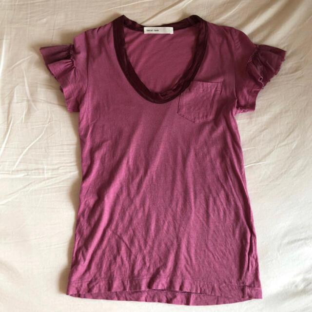sacai luck(サカイラック)のsacai luck Tシャツ レディースのトップス(Tシャツ(半袖/袖なし))の商品写真