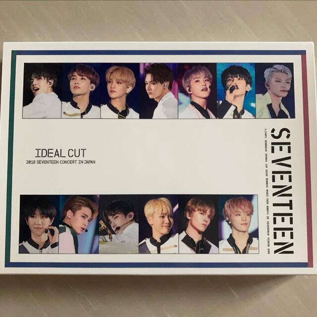 SEVENTEEN(セブンティーン)のSEVENTEEN ideal cut DVD エンタメ/ホビーのCD(K-POP/アジア)の商品写真