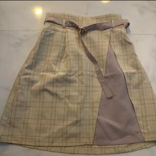 アメリエルマジェスティックレゴン(amelier MAJESTIC LEGON)の台形スカート(ひざ丈スカート)