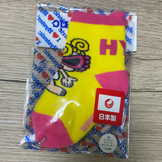 HYSTERIC MINI - ヒスミニ 靴下 11〜12センチ 新品