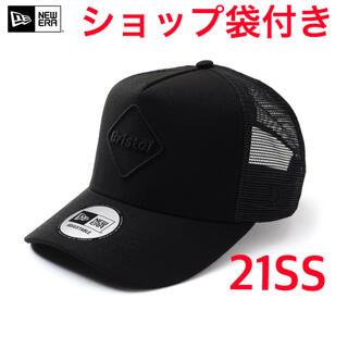 エフシーアールビー(F.C.R.B.)の21SS 新品 FCRB NEWERA MESH CAP メッシュキャップ (キャップ)