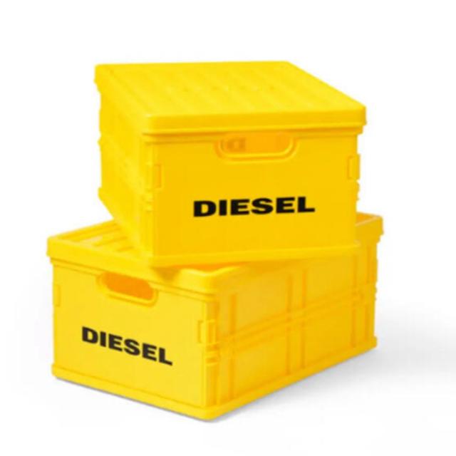 DIESEL(ディーゼル)のDIESEL コンテナボックス  インテリア/住まい/日用品の収納家具(ケース/ボックス)の商品写真