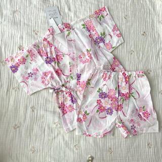 ニシマツヤ(西松屋)のエリカランド 甚平(甚平/浴衣)