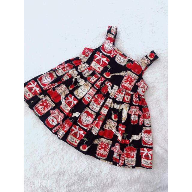 Shirley Temple(シャーリーテンプル)の専用Shirley Temple♡ジャム瓶jsk キッズ/ベビー/マタニティのキッズ服女の子用(90cm~)(ワンピース)の商品写真