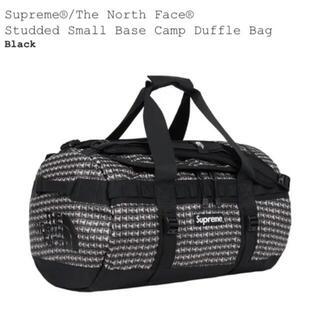 シュプリーム(Supreme)のsupreme North Face small base camp バッグ 黒(ボストンバッグ)