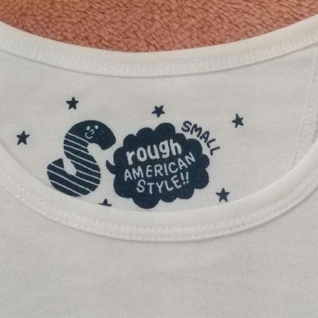 rough(ラフ)のラフフレンズ Tシャツ レディースのトップス(Tシャツ(半袖/袖なし))の商品写真