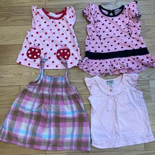 シマムラ(しまむら)の80サイズ 夏服(Tシャツ)