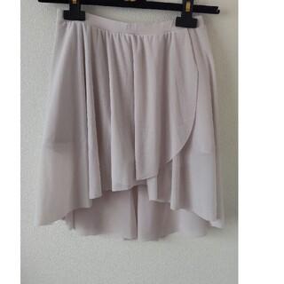 CHACOTT - ショートスパッツ付スカート
