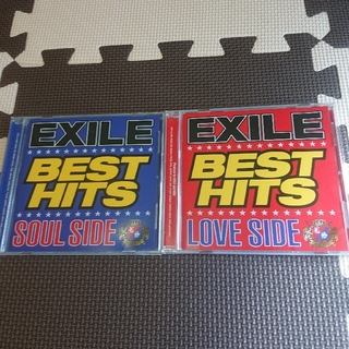 エグザイル(EXILE)の中古 EXILE BEST HITS / SOUL & LOVE SIDE(ポップス/ロック(邦楽))