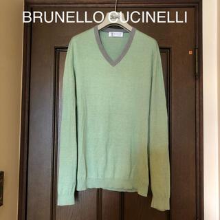 BRUNELLO CUCINELLI - ブルネロクチネリ BRUNELLO CUCINELLI セーター