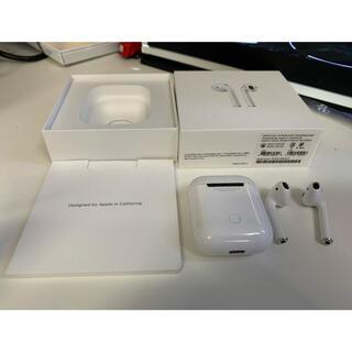 Apple - 【Apple正規品】AirPods モデル番号A1523