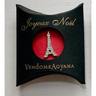 ヴァンドームアオヤマ(Vendome Aoyama)のヴァンドーム青山 ピンバッジ エッフェル塔(ブローチ/コサージュ)