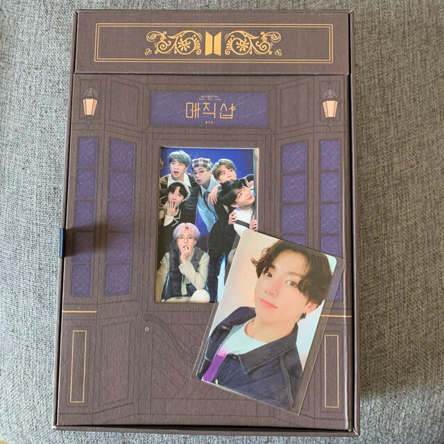 防弾少年団(BTS)(ボウダンショウネンダン)のBTS MAGIC SHOP DVD エンタメ/ホビーのDVD/ブルーレイ(ミュージック)の商品写真