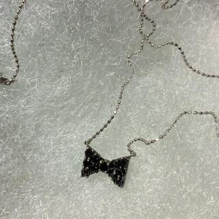 ジュエリーツツミ(JEWELRY TSUTSUMI)のジュエリーツツミ10kホワイトゴールドネックレス(ネックレス)
