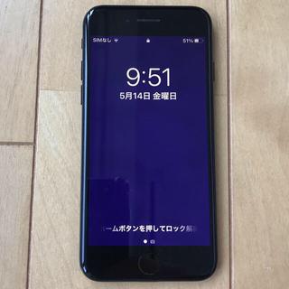 iPhone - iPhone7 128GB ジェットブラック SIMフリー