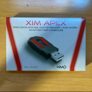 プレイステーション4(PlayStation4)のxim apex コンバーター(PC周辺機器)