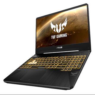 ASUS - GeForce ゲーミングノートPC 144Hzディスプレイ
