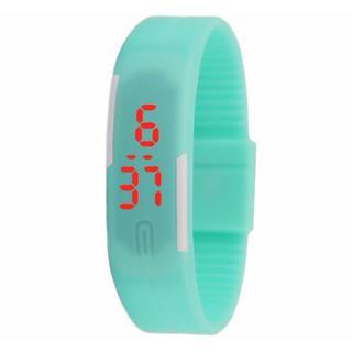 LEDデジタルウォッチ♣スポーツウォッチ 2個セット(腕時計(デジタル))