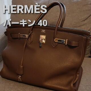 Hermes - HERMÈS トリヨン エヴェンヌ バーキン 40