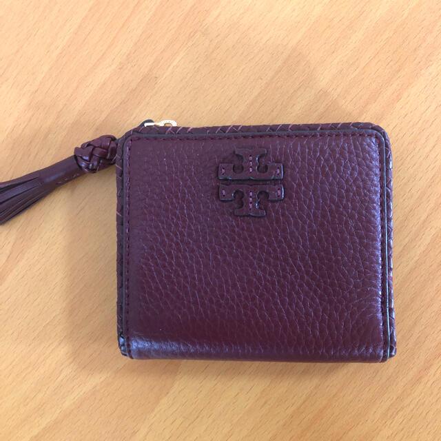 Tory Burch(トリーバーチ)の美品 トリーバーチ Tory Burch 財布 レディースのファッション小物(財布)の商品写真