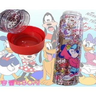 ディズニー(Disney)の【送込】新品☆ミッキーフレンズ キララメボトル(容器)