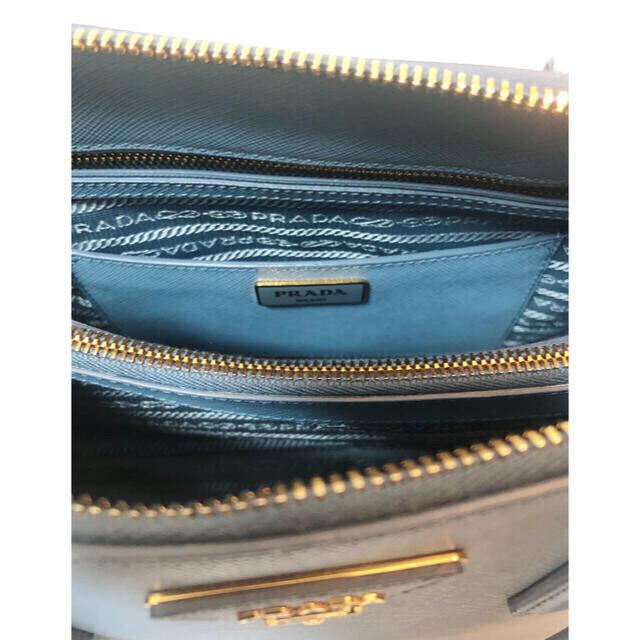 PRADA(プラダ)のPRADA プラダ サフィアーノ ハンドバッグ ショルダーバッグ レディースのバッグ(ハンドバッグ)の商品写真