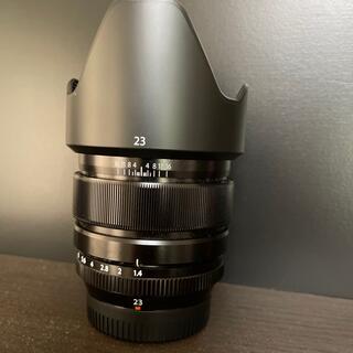 富士フイルム - FUJIFILM xf23mm f1.4 単焦点レンズ