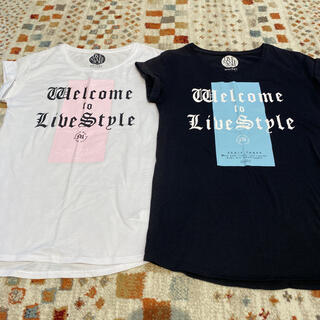 安室奈美恵 2014年ライブTシャツ(ミュージシャン)
