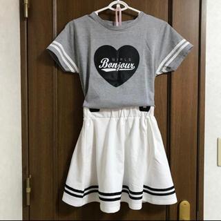 スピンズ(SPINNS)のSPINNS(Tシャツ(半袖/袖なし))