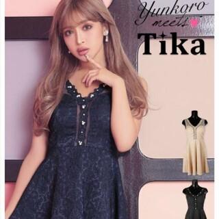 dazzy store - Tika ティカ ミニドレス キャバドレス