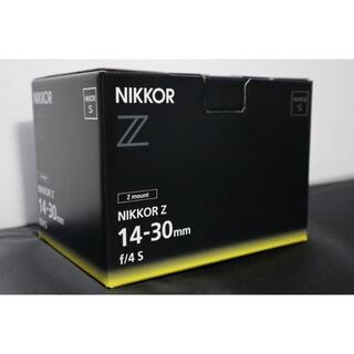 Nikon - ★ 新品!★  ニコン NIKKOR Z 14-30mm F4 S