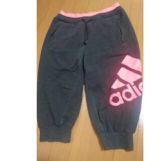 アディダス(adidas)のadidas 7分丈パンツ(カジュアルパンツ)