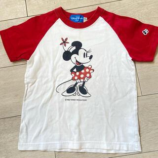 ディズニー(Disney)のディズニー ミニーマウス Tシャツ(Tシャツ/カットソー)