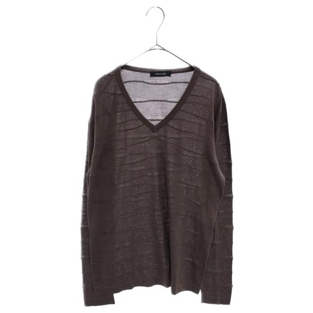VERSACE(ヴェルサーチ)のVERSACE ヴェルサーチ 半袖Tシャツ メンズのトップス(Tシャツ/カットソー(半袖/袖なし))の商品写真