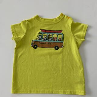 モンベル(mont bell)のmont-bell Tシャツ 80cm (Tシャツ)