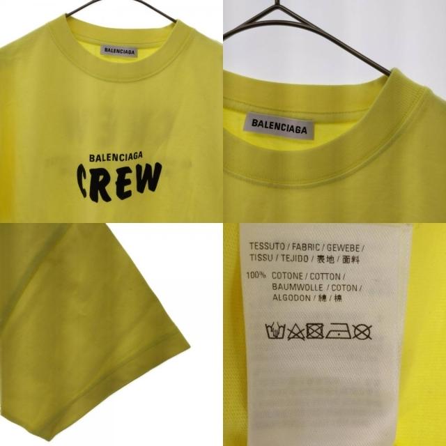 Balenciaga(バレンシアガ)のBALENCIAGA バレンシアガ 半袖Tシャツ レディースのトップス(Tシャツ(半袖/袖なし))の商品写真