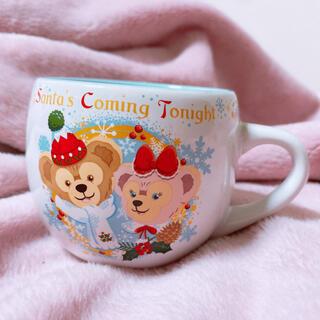 ディズニー(Disney)のディズニー ダッフィー スーベニアマグカップ(グラス/カップ)