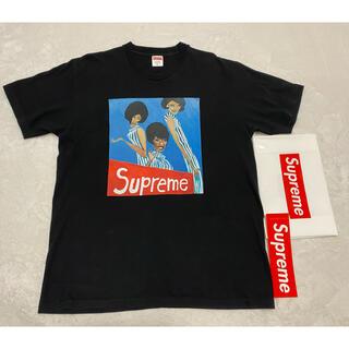 Supreme - supreme/Group Tee ブラック