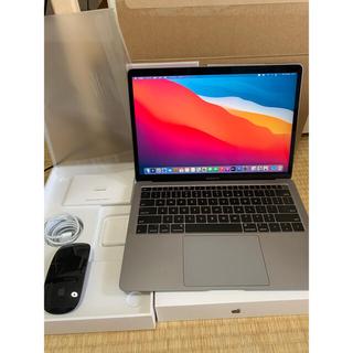 Mac (Apple) - 13インチ Mac Retina 2018 16GB office/win10付