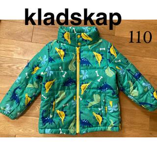 kladskap - kladskap クレードスコープ 110  ダウンジャケット コート アウター