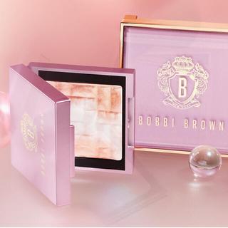 BOBBI BROWN - ミニハイライティングパウダー L01 ピンクグロウ