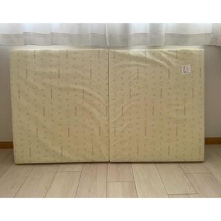 西川 - 大阪西川 ミッフィー  ベビーベッド用固綿敷きふとん
