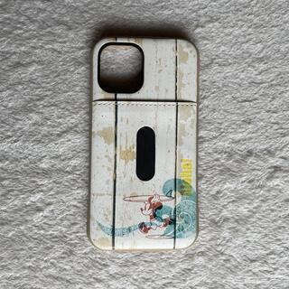 ミッキーマウス(ミッキーマウス)のiPhone12 mini ミッキーマウス サーフ(iPhoneケース)