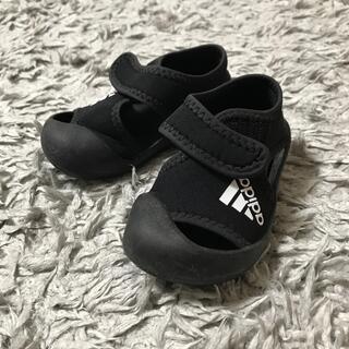 アディダス(adidas)のアディダスadidas サンダル 12cm  美品(サンダル)