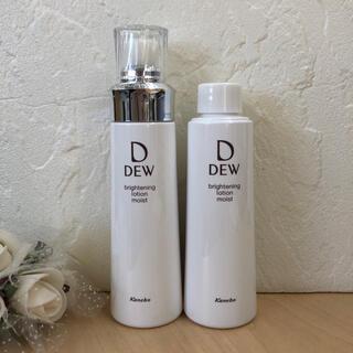 デュウ(DEW)のDEW ブライトニング⭐️ローション本体&レフィル  (化粧水/ローション)
